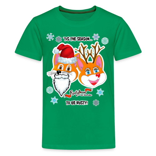 'Tis the Season - Kids' Premium T-Shirt