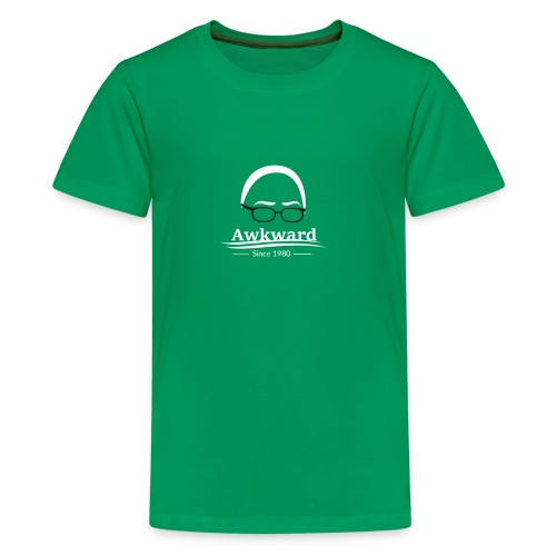 Awkward YouTube - Kids' Premium T-Shirt