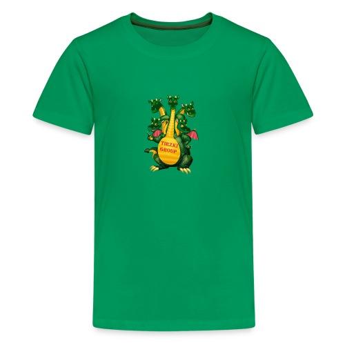 Tirzki Group - songs and video design studio - Kids' Premium T-Shirt