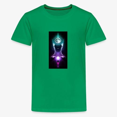 full moon - Kids' Premium T-Shirt
