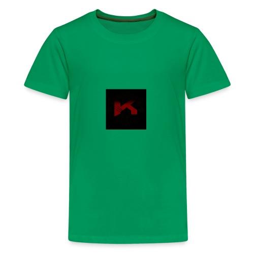 Kevv Gaming Logo T-Shirt - Kids' Premium T-Shirt