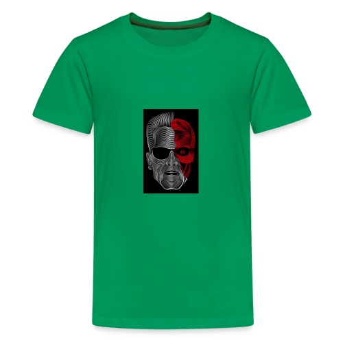 digitalart 4 - Kids' Premium T-Shirt