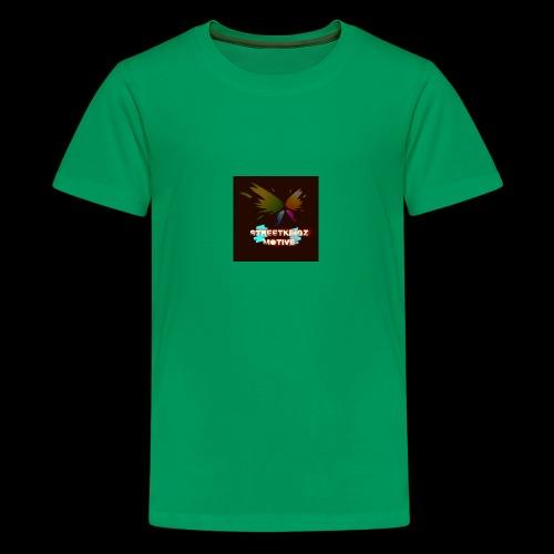 Streetkingz motive - Kids' Premium T-Shirt