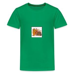 Rock And Ruler - Kids' Premium T-Shirt