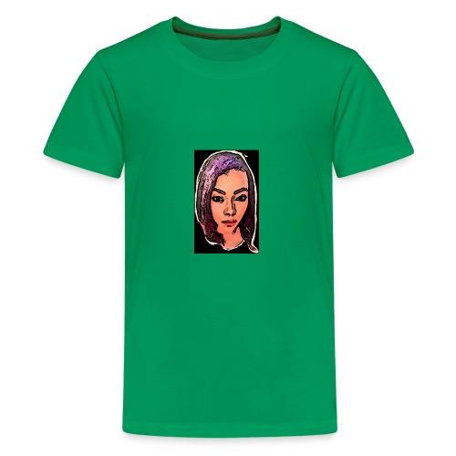 young & royal - focused - Kids' Premium T-Shirt