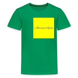 America Ayala - Kids' Premium T-Shirt