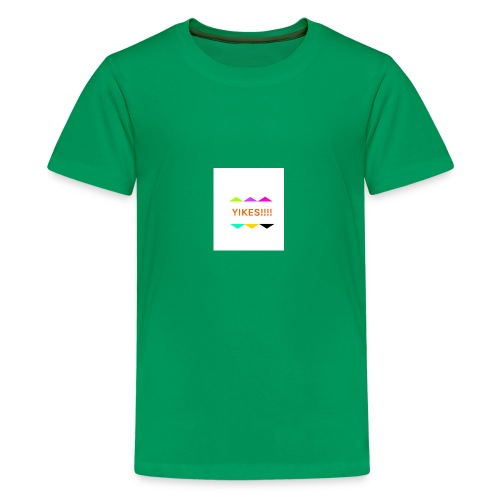 Yikes tee - Kids' Premium T-Shirt