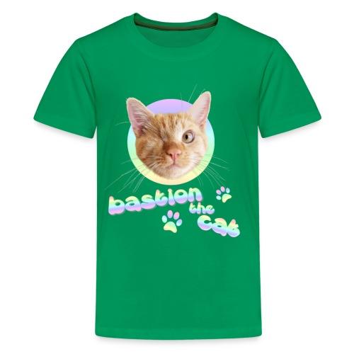 Bastion the Cat - Kids' Premium T-Shirt