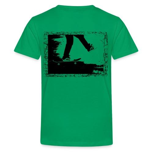 Skateboard - Kids' Premium T-Shirt