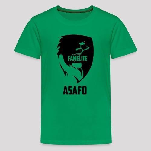 FamElite Asafo - Kids' Premium T-Shirt