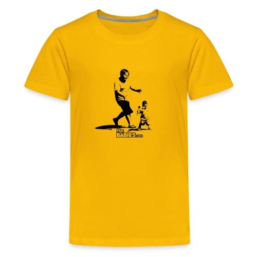 ManBabies com Tee 1 - Kids' Premium T-Shirt
