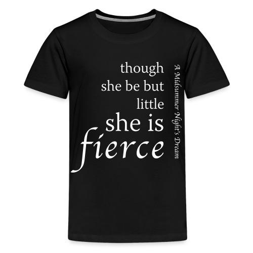 She Is Fierce Midsummer - Kids' Premium T-Shirt