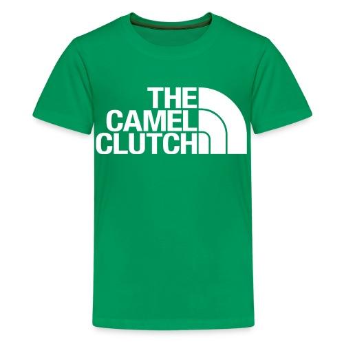 The Camel Clutch - Kids' Premium T-Shirt