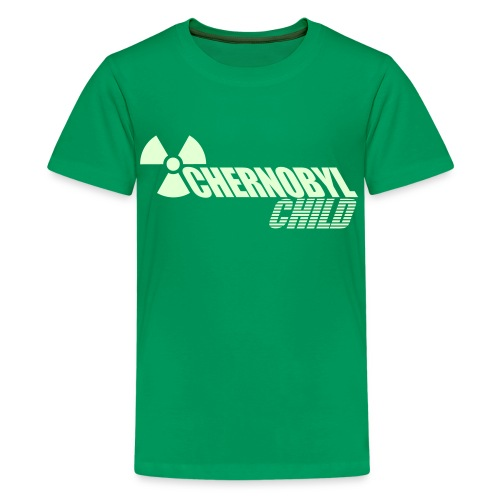 Chernobyl Child - Kids' Premium T-Shirt