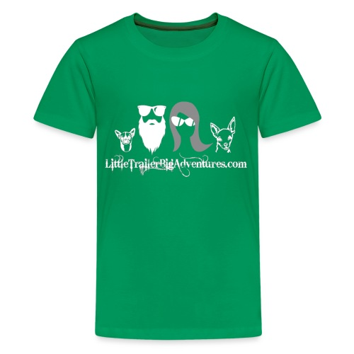 LTBA Head Shots - Kids' Premium T-Shirt