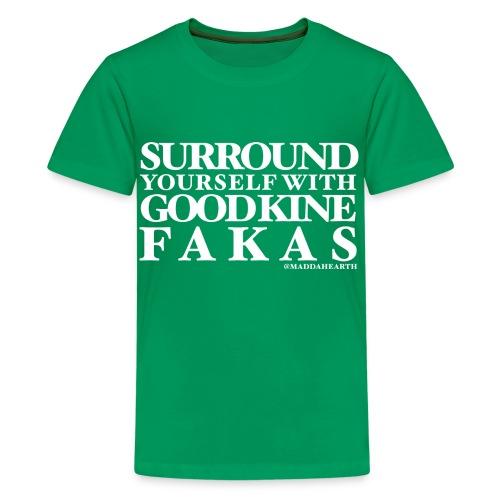 goodkinefakas - Kids' Premium T-Shirt