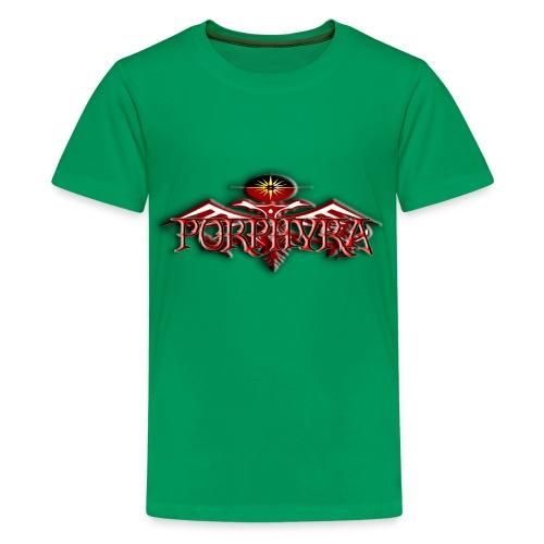 Porphyra Logo - Kids' Premium T-Shirt