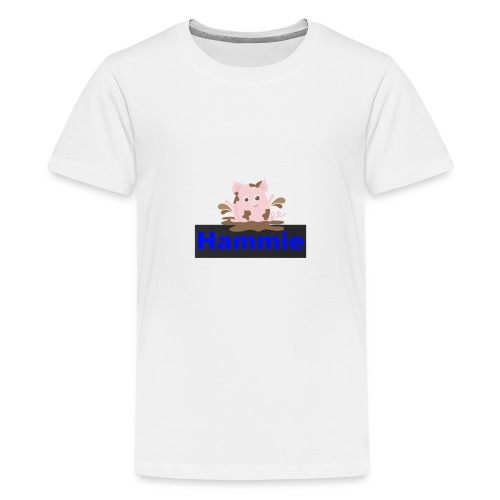 Hammie Join the Mudpile - Kids' Premium T-Shirt