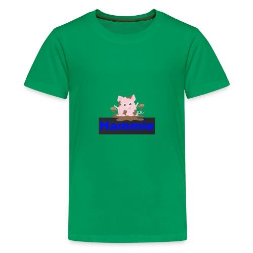 Hammie Join the Mudpile - Kids' Premium T-Shirt