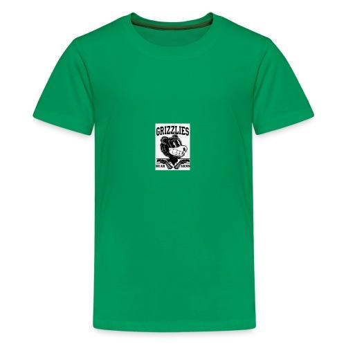 beararms - Kids' Premium T-Shirt