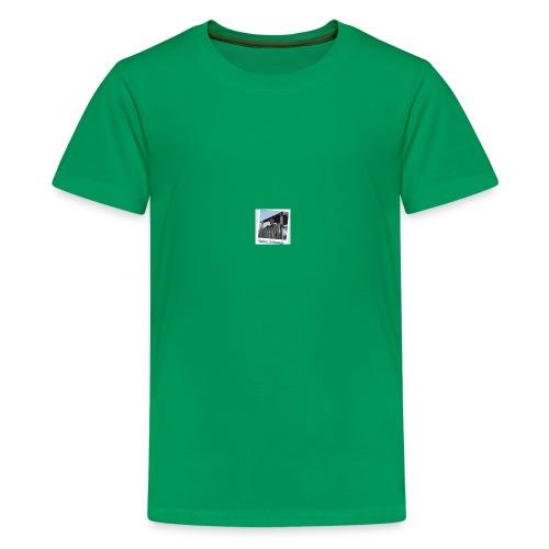 nathan living merchendise - Kids' Premium T-Shirt