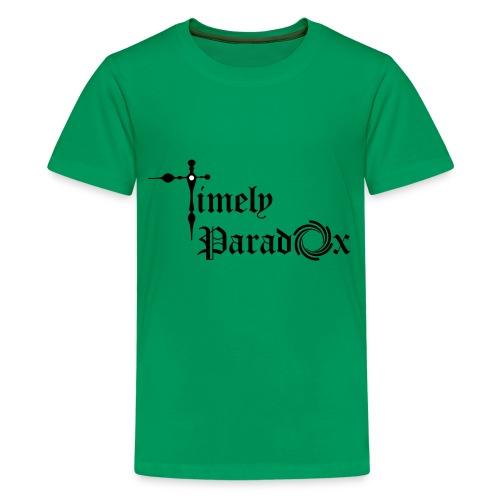Timely Paradox - Kids' Premium T-Shirt