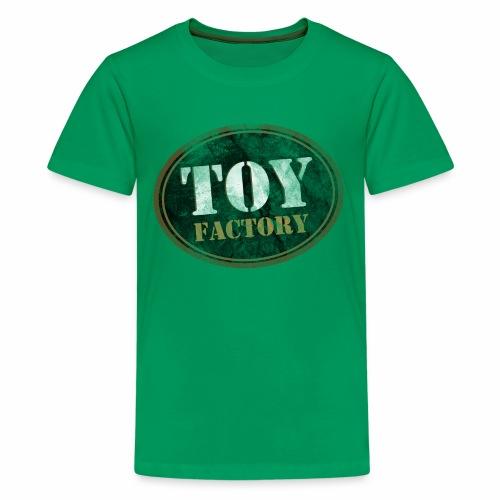 Toy Factory - Kids' Premium T-Shirt