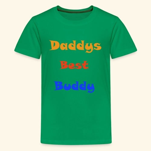Dads buddy - Kids' Premium T-Shirt