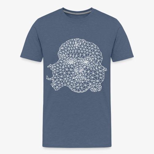 White Che - Kids' Premium T-Shirt