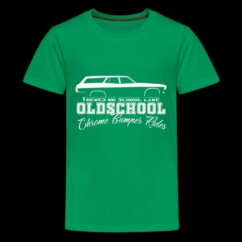 XB WAG COLLEGE - Kids' Premium T-Shirt