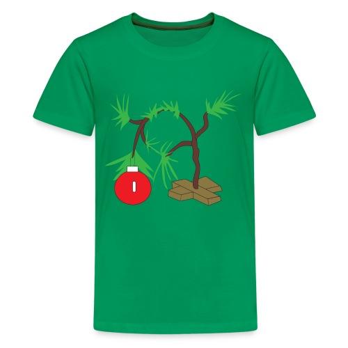 GoodGriefChristmasTree - Kids' Premium T-Shirt