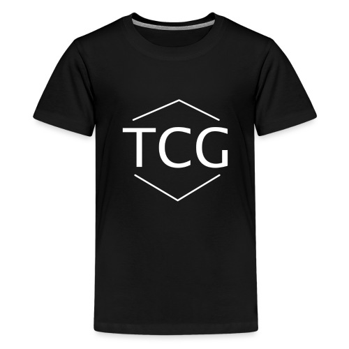 Simple Tcg hoodie - Kids' Premium T-Shirt