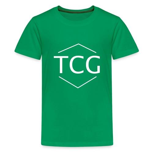 Simple Tcg hoodie - Kids' Premium T-Shirt
