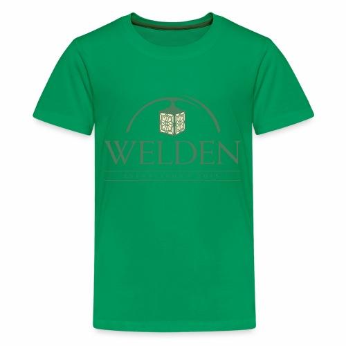 Welden Village Community Store - Kids' Premium T-Shirt