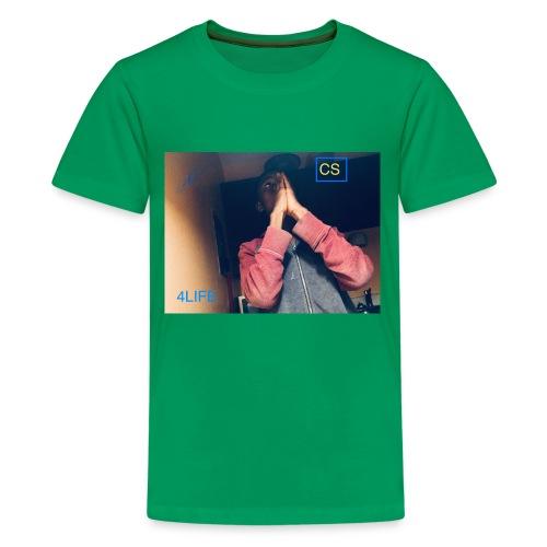 37FBF49D AC5F 4BA2 B7F8 C8910B803B04 - Kids' Premium T-Shirt