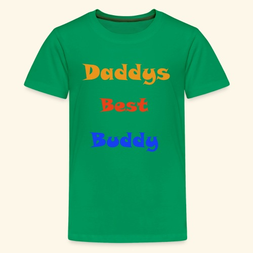 Dads buddy - Kids' Premium T-Shirt
