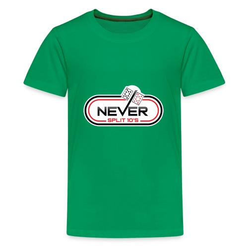 Never Split 10's Merchandise - Kids' Premium T-Shirt