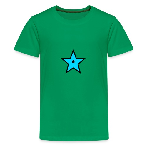 New Star Logo Merchandise - Kids' Premium T-Shirt