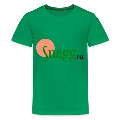 Snagg ca - Kids' Premium T-Shirt
