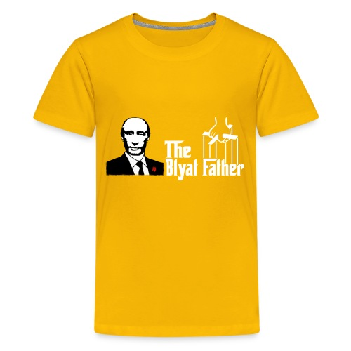 The Blyat Father - Kids' Premium T-Shirt