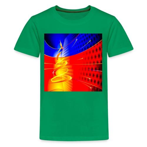 3472 Holiday Christmas 62 - Kids' Premium T-Shirt
