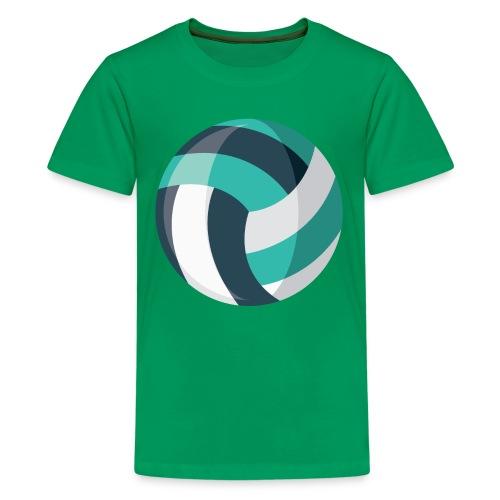 Volleyball - Kids' Premium T-Shirt