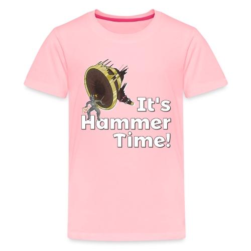It's Hammer Time - Ban Hammer Variant - Kids' Premium T-Shirt