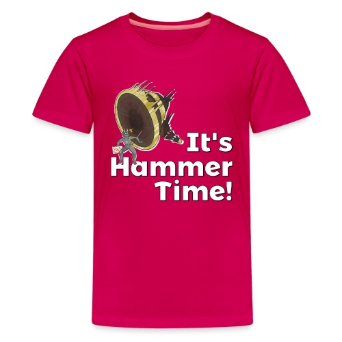 It's Hammer Time - Ban Hammer Variant - Kids' Premium T-Shirt