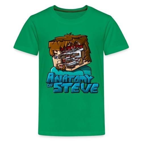 SethblingRedStoneInside Fixed png - Kids' Premium T-Shirt
