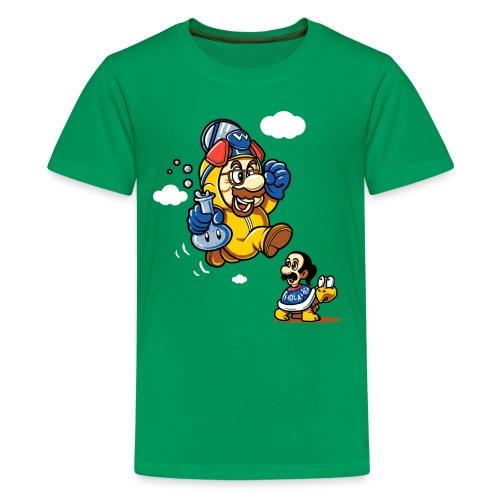 Walter Mario - Kids' Premium T-Shirt