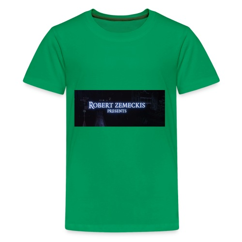 Robert Zem - Kids' Premium T-Shirt