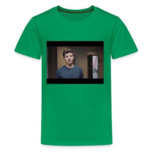 handsome preston - Kids' Premium T-Shirt