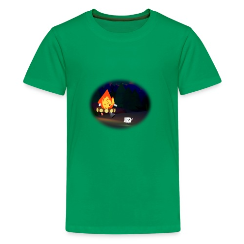 'Round the Campfire - Kids' Premium T-Shirt