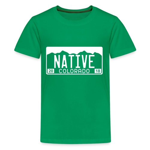 Colorado Native 2018 - Kids' Premium T-Shirt